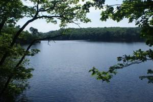 Le lac de Guerlédant - Gîte de Ty Kalon Breizh
